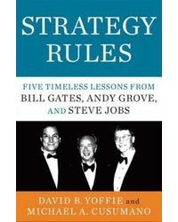 Strategy Rules: Five Timeless L