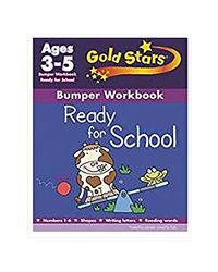 Gold Stars Ready For School Bumper Workbook Ages 3- 5