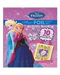 Disney Frozen Magic Foil Craft Art