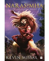 Narasimha- the mahaavatar(bk1