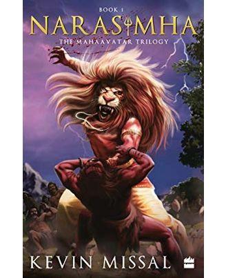 Narasimha- the mahaavatar(bk1