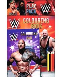 Wwe Play Pack