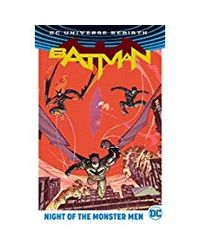 Batman: Night of the Monster Men (Rebirth)