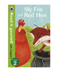 Sly Fox And Red Hen- Read It Yourself With Ladybird (Level 2)