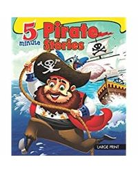 5 Minutes Pirate Stories