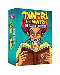 Tantri the Manri The Essential Collection. Vol. 1: The Throne is Mine, Vol. 2: Tantri the Mantri, vol. 3: Tantri and the Singer, vol. 4: Game of A. . . 6: Wicked Wiles, vol. 7: Minister for Mayhem.
