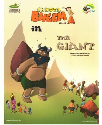 Chhota bheem vol 9- the curse