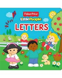 Fisher Price Little People Letters