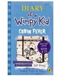 Diary of a wimpy: cabin bk+ cd