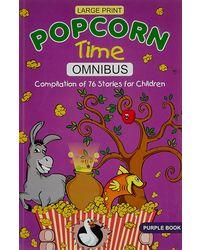 Popcorn Time Omnibus (Purple Book) (LP Popcorn Time Omnibus Series (4T) )