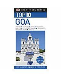 DK Eyewitness Travel Top 10 Goa
