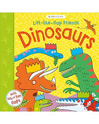 Lift- The- Flap Friends Dinosaurs
