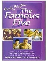 Famous five (3 in 1) green