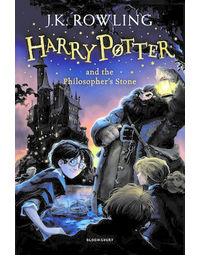 Harry Potter and the Philosophers Stone- New Jacket