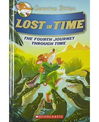 Geronimo Stilton SE: The Journey Through Time# 04- Lost in Time