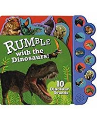 Rumble with the Dinosaurs (10 Button Sound Book)