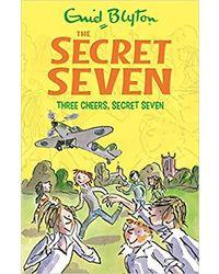 Three cheers, secret seven 8