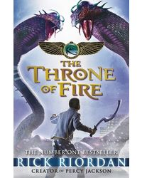 Kane chronicles: throne of b fm