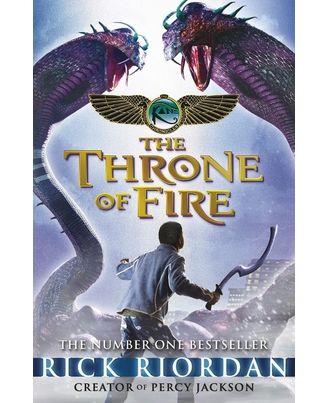Kane chronicles: throne of b fm
