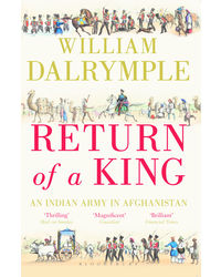 Return of a king (paperback)