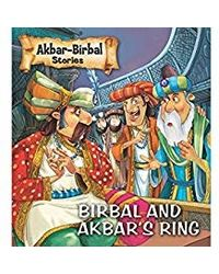 Birbal and Akbar's Ring: Square Book Series