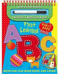 Tiny Tots First Learning Abc