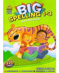 Big spelling 1 to 3 workbook