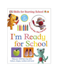 I'M Ready For School (Skills For Starting School)