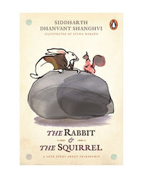 The Rabbit And The Squirrel: A Love Story About Friendship
