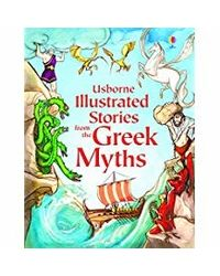 Illustrated Stories: Greek Myths