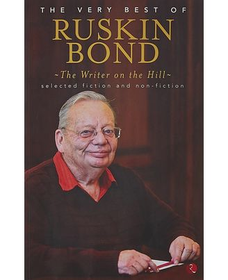 The very best of ruskin bond