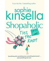 Shopaholic ties the knot: book