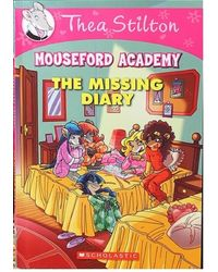 Thea Stilton Mouseford Academy: The Missing Diary