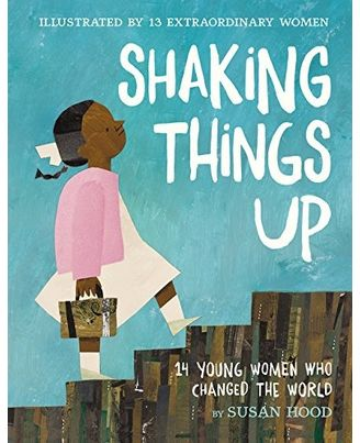 Shaking things up: 14 young wo
