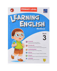 Sap Learning English Workbook Primary Level 3