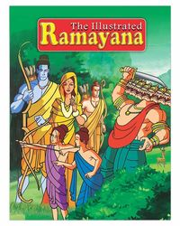 W: illustrated ramayana