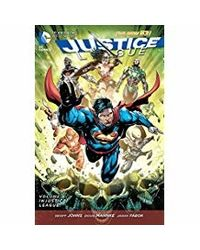 Justice League- Vol. 6: Injustice League (The New 52)