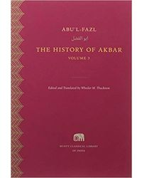 The History of Akbar- Vol. 3
