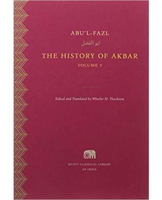 The History of Akbar- Vol. 3