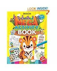 Mega Activity Book