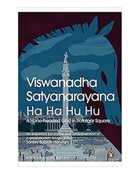 Ha Ha Hu Hu: A Horse- Headed God In Trafalgar Square