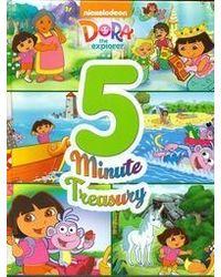 Dora the explorer 5 minute