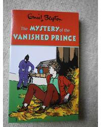 Blyton: Mystery Of Vanishe(Nr)
