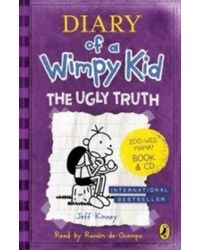 Diary of a Wimpy Kid: The Ugly Truth (Book 5) Book & CD