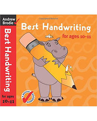 Best Handwriting For Ages 10- 11