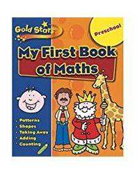 Gold Stars My First Book of Maths