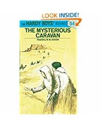 Hardy Boys 54: the Mysterious Caravan