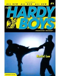 9: Martial Law (Hardy Boys (All New) Undercover Brothers)