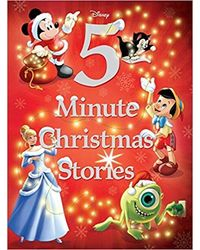 Disney 5- Minute Christmas Stories