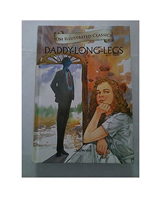 Om Illustrated Classic Daddy Long Legs